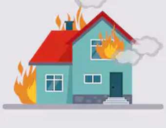 火災保険は絶対に入るべき【メリットが大きい】